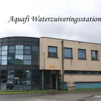 Aquafiwaterzuiveringsstation